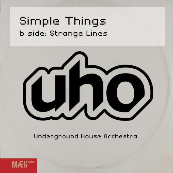 Simple Things / Strange lines
